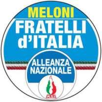 Logo Fratelli d'Italia Meloni